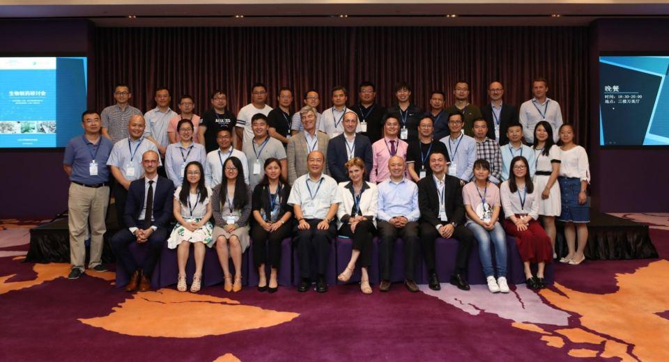 Mab's seminar in Shanghai