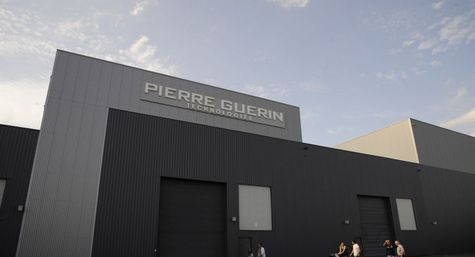 Site de production PIERRE GUERIN - Niort