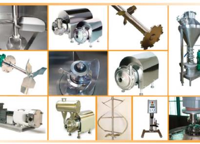Composants process & Accessoires